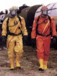 Chemical protect, Chemical suit