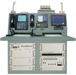 GMDSS and transceivers, GMDSS radio console