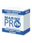 Marine safety equipment, Emergency water and Food ration