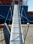 Marine safety equipment, Gangway ladder